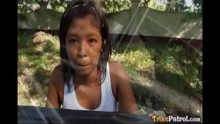 filipina trixie babae ang bumunot ng banyaga